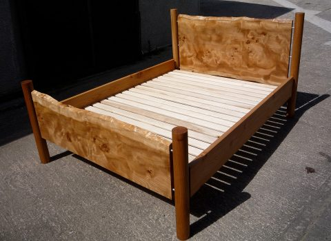 Elm Slab Bed