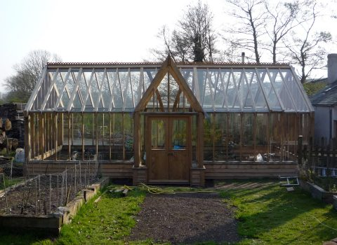 Oak Greenhouse